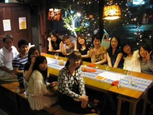 黒崎のBalsamoです。とっても美味しい居酒屋さんでした。