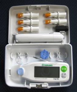 中野胃腸クリニックでご用意できる血糖値測定器