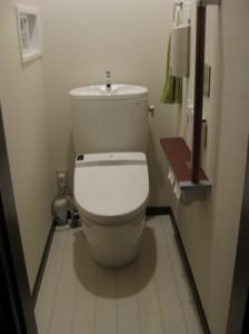 尿検査用トイレ
