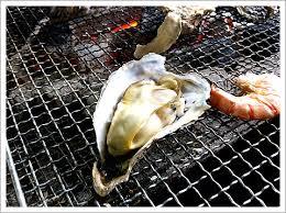 牡蠣小屋の牡蠣!